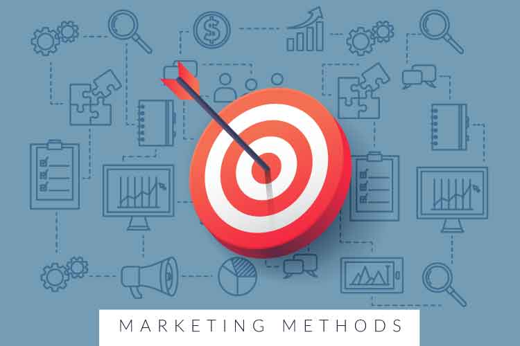 Marketing Methods: More than one hundred